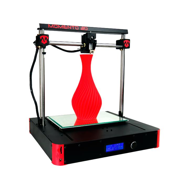 Impresora 3D Colombia Momento 3D M1